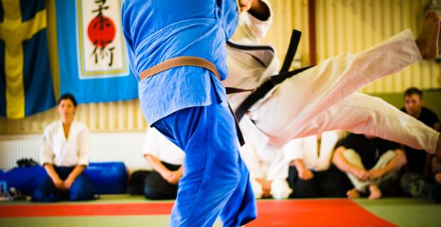 Gradering 26/9 i Sport Jujutsu och Judo