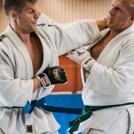 Filmklipp från träning – Sport Ju-Jutsu