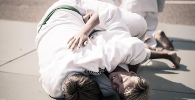 Gradering judo barn och ungdom