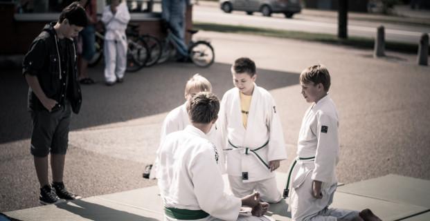Gradering för sport ju-jutsu ungdom 17/12
