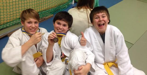Terminsstart Judo knatte – ungdom