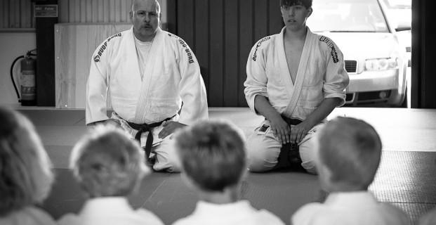 Gradering Judo 12 april