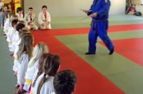 Grattis till graderingen alla barn- och ungdomsutövare i Judo!