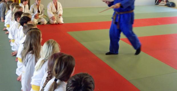 Angående gradering i Sport Ju-Jutsu