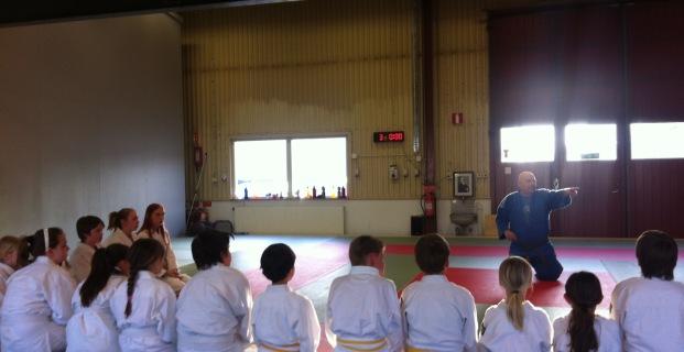 Gradering judo