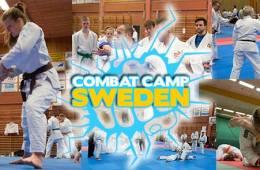 Anmälan till Combat Camp Sweden – inled 2015 på mattan