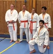 Tävlingsresultat Judo Skåneserien