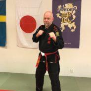 Träningsläger Ju-Jutsu Ryu 11-12/11