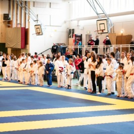 Tävling sport ju-jutsu (fighting) idag – starkt jobbat!