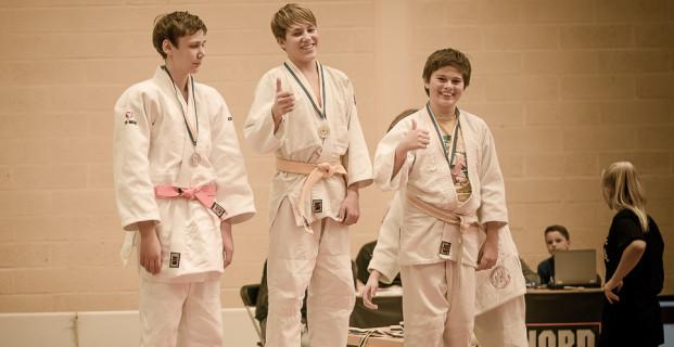 Tävling Skåneserien Judo